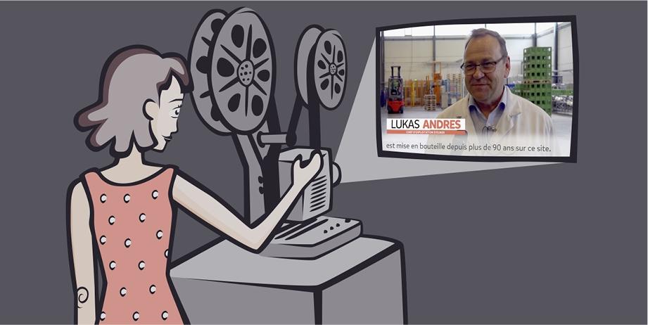 Bei BERTA heisst es: Film ab!